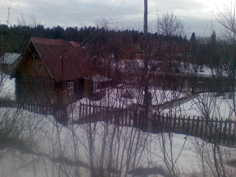 Дом и Ушайка