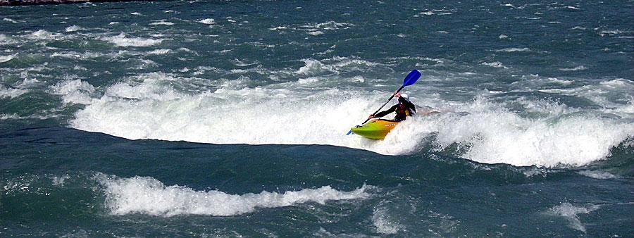 Серфинг на Катуни