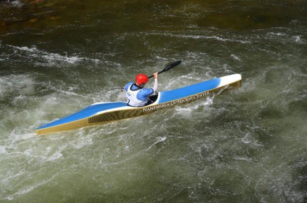 Гонка на скоростных лодках
