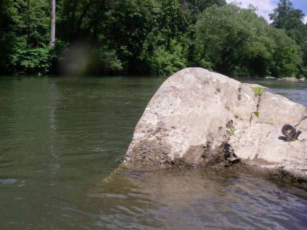 Очень удобно, когда перед стартом можно оценить конкретный уровень воды в реке